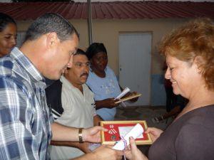 Consejo de Estado condecora a familias puertopadrenses
