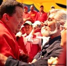 Un hombre llamado Chávez