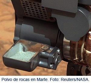 El Planeta Marte no es rojo