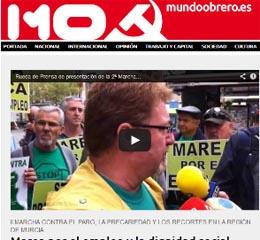 Censura y criminalización a la prensa independiente en España